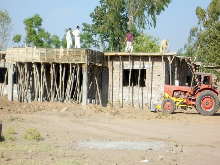 پاکستان میں 12 ملین گھروں کی فوری تعمیر کی ضرورت