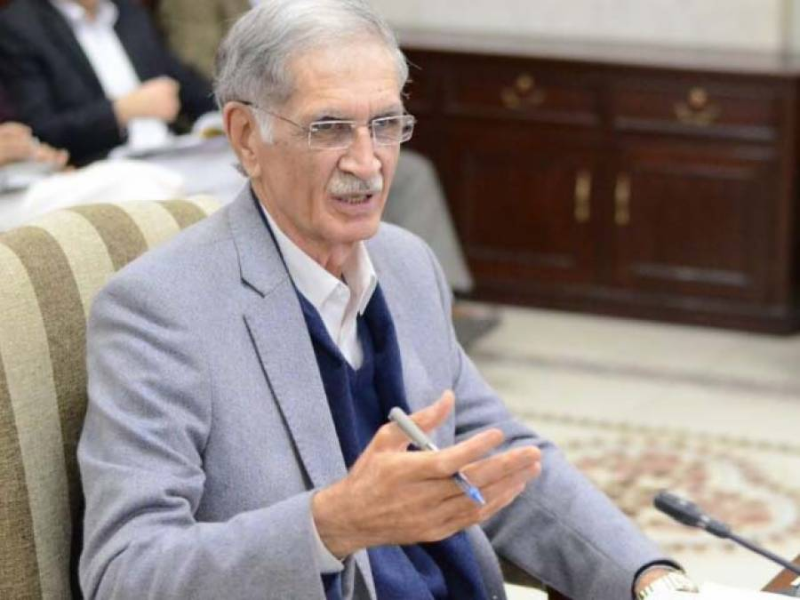 وزیراعلیٰ خیبرپختونخواپرویزخٹک کی زیر صدارت اجلاس،اہم امور پر گفتگو