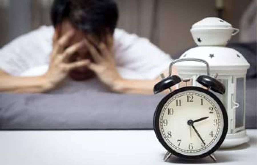 تھکاوٹ کے باوجود رات کو جب آپ بستر پر لیٹتے ہیں اور نیند نہیں آتی تو اس کی وجہ خطرناک ہوسکتی ہے کیونکہ ۔۔۔