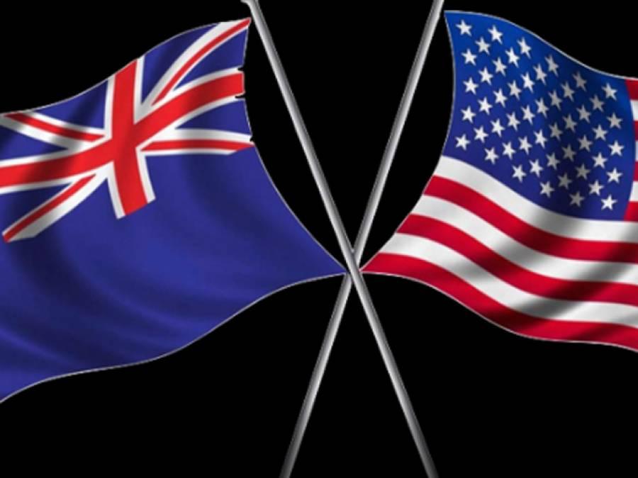 نیوزی لینڈ نے قانون کی پاسداری نہ کرنے پرامریکی سفیر کوملک بدر کر دیا