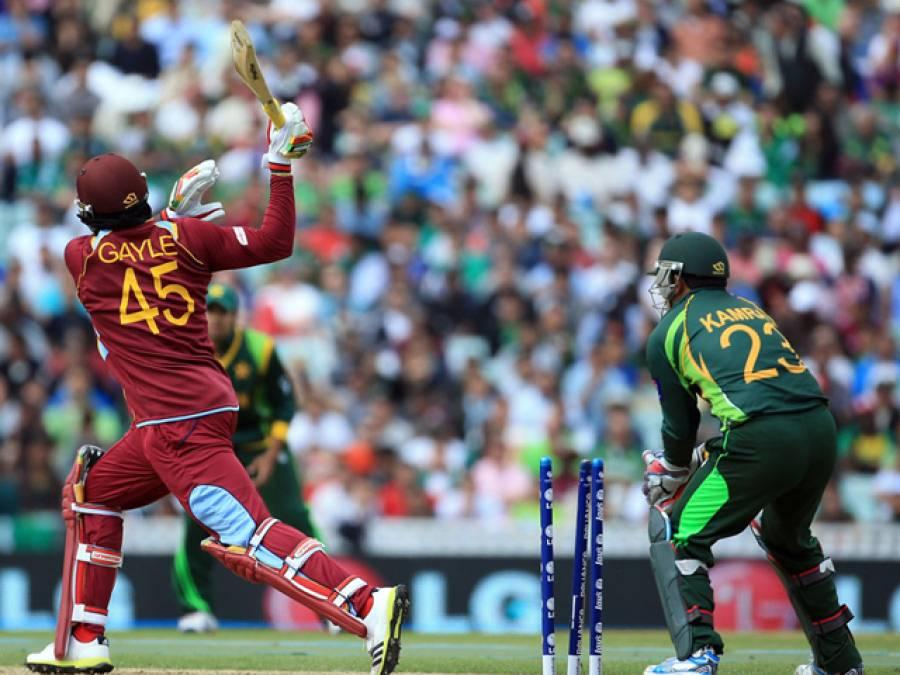 پاکستان اور ویسٹ انڈیز کے مابین ٹی 20سیریز کا پہلا میچ آج کھیلاجائے گا