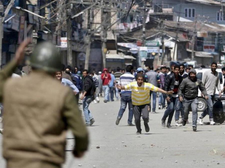 بھار ت نے انسانی حقوق کمیشن کو مقبوضہ کشمیر کا دورہ کرانے سے صاف انکار کر دیا ، پاکستان نے اجازت دیدی