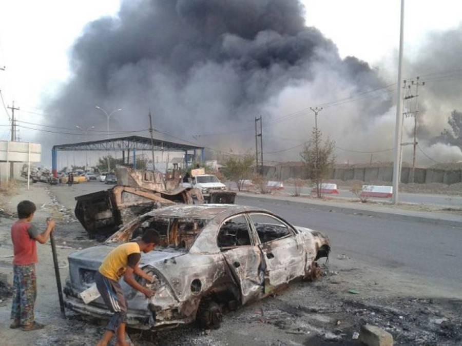 موصل حملے،امریکانے شہریوں کی ہلاکت کی ذمہ داری قبول کرلی