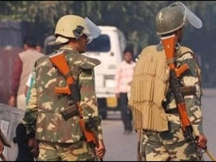انتہا پسند بھارتی وزیر اعظم کے علاقے گجرات میں ایک بار پھر ہندو مسلم فسادات پھوٹ پڑے ،ایک شخص ہلاک ،14زخمی