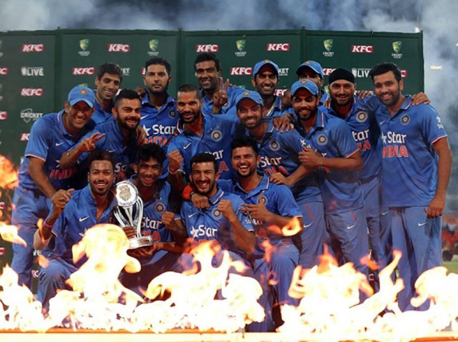 بھارتی کھلاڑیوں کو ٹیسٹ میچ کے 15، ون ڈے کے 6 اور ٹی 20 میچ کھیلنے کے 3 لاکھ روپے ملیں گے