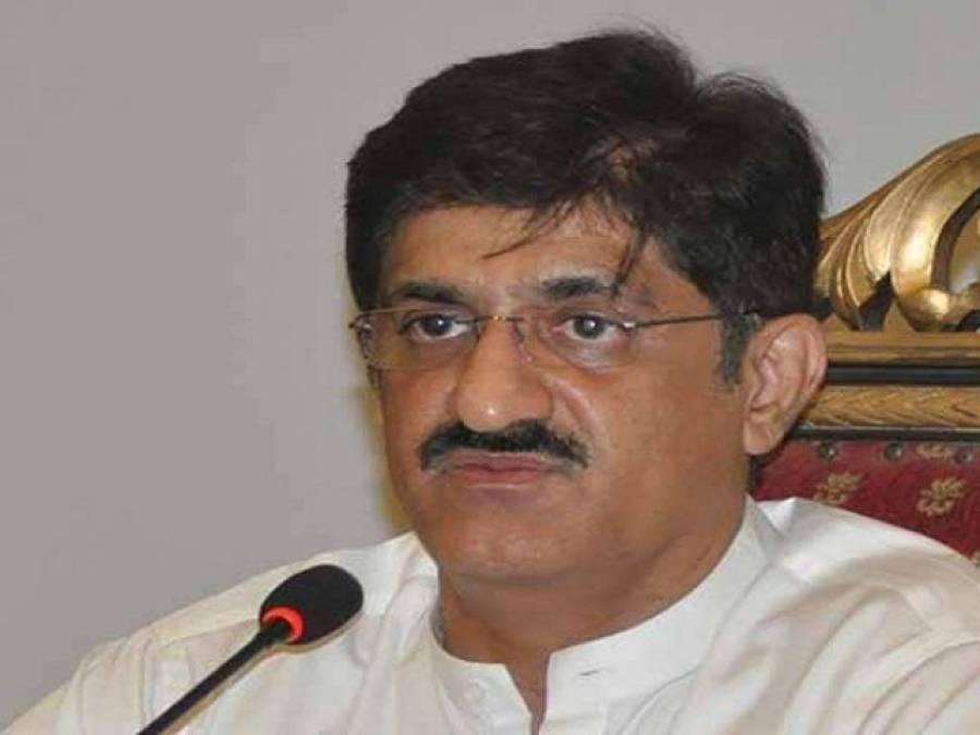 ایم کیو ایم کے لوگ ملک دشمنی کریں گے تو ان کے خلاف سخت کارروائی ہو گی ،وزیر اعظم کا سندھ آنا اچھی بات لیکن انہیں پہلے آنا چاہئے تھا: مراد علی شاہ