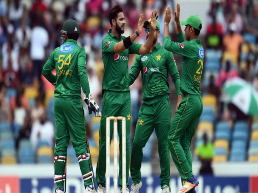 پہلا ٹی ٹونٹی:پاکستان نے ویسٹ انڈیز کو 6 وکٹوں سے شکست دیدی
