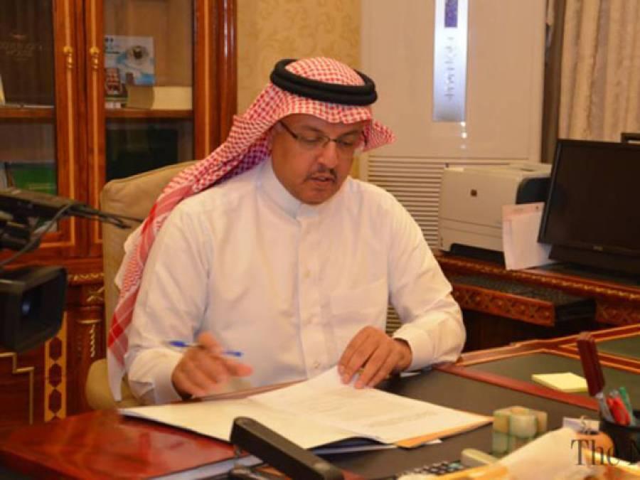 شدت پسندی کیخلاف جنرل راحیل کے تجربہ سے فائدہ اٹھا سکتے ہیں: سعودی سفیر