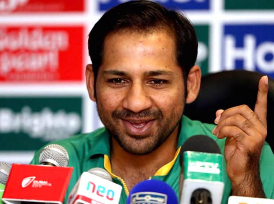 سرفراز احمد نے ٹی 20 کپتان کی حیثیت سے ابتدائی پانچ میچ جیتنے کا مصباح الحق کا ریکارڈ برابر کر دیا