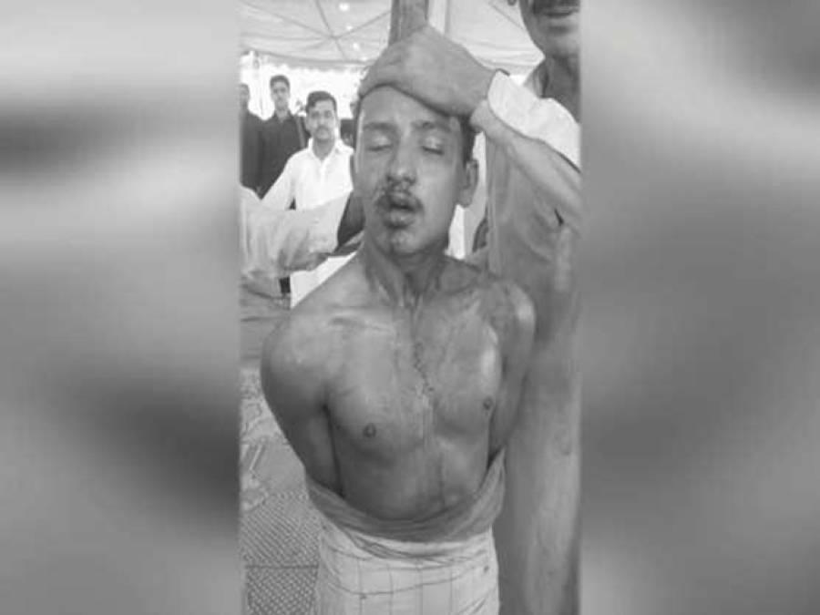 شکار پور:نماز عید کے دوران خودکش حملہ کرنے کی کوشش کرنیوالے عثمان پٹھان کو سزائے موت سنا دی گئی