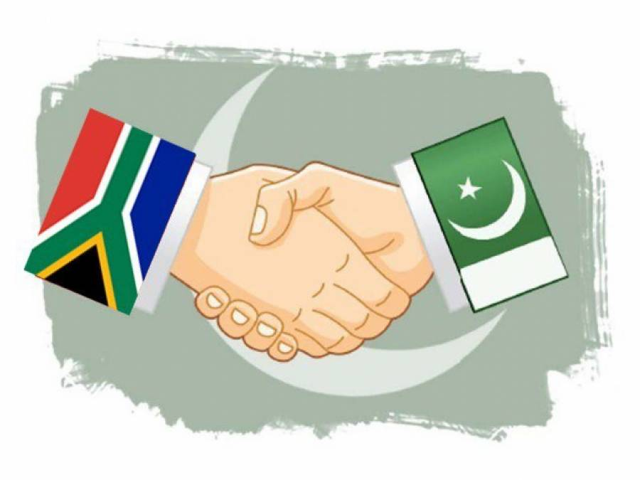 پاکستان اور جنوبی افریقہ کے درمیان دفاعی معاہدہ طے پاگیا