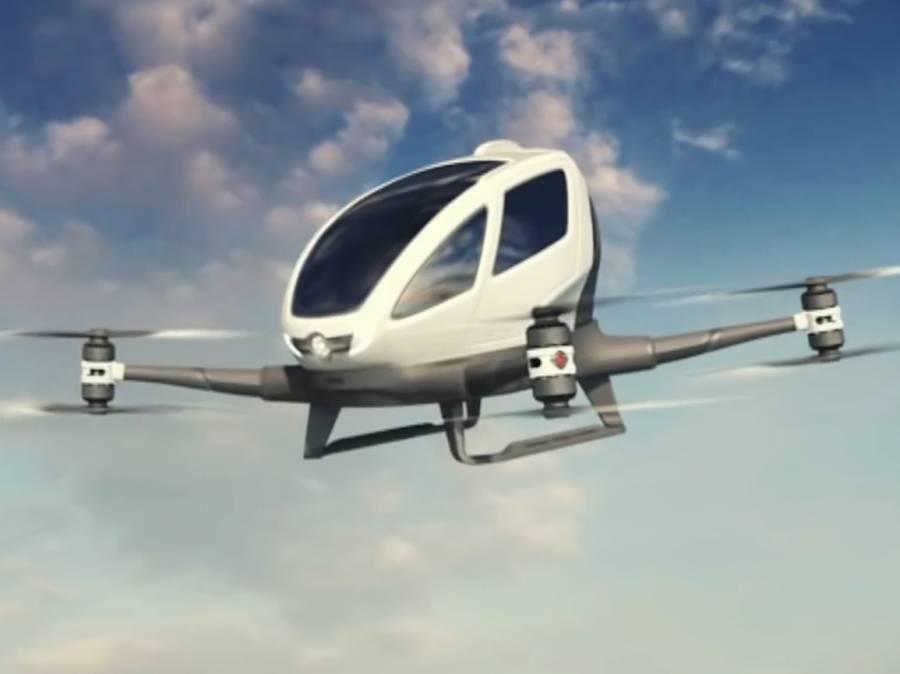 سنگا پور میں 2030 ء میں ڈرون ٹیکسی سروس کام شروع کردے گی
