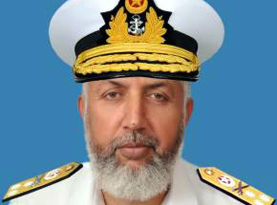 پاک بحریہ کے کمانڈر پاکستان فلیٹ رئیر ایڈمرل کلیم شوکت کو وائس ایڈمرل کے عہدے پر ترقی دیدی گئی