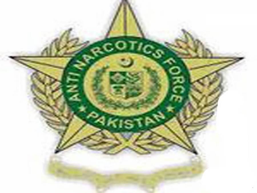 لاہور میں اے این ایف کی کارروائی33کلو چرس، 27کلو افیون برآمد،2ملزمان گرفتار
