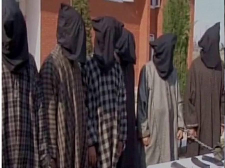 مقبوضہ کشمیر میں قابض بھارتی فوج کا ایک اور اوچھا وار ،7کشمیری نوجوانوں کو حزب المجاہدین کو ''جنگجو '' قرار دے کر گرفتار کر لیا