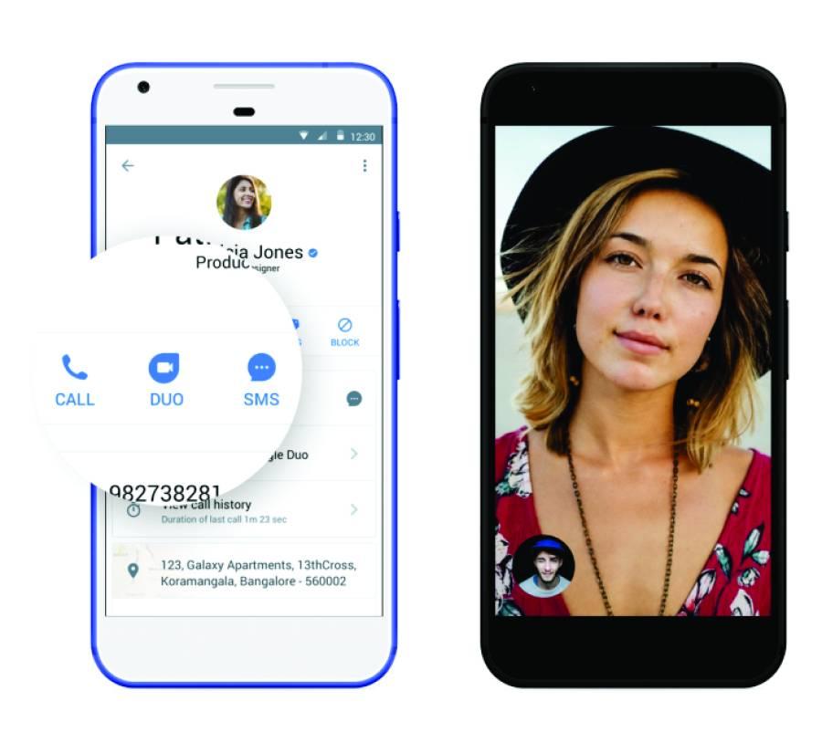 ٹروکالر کی نئی ایپلیکیشن متعارف، گوگل ڈو کیساتھ انضمام کا بھی اعلان