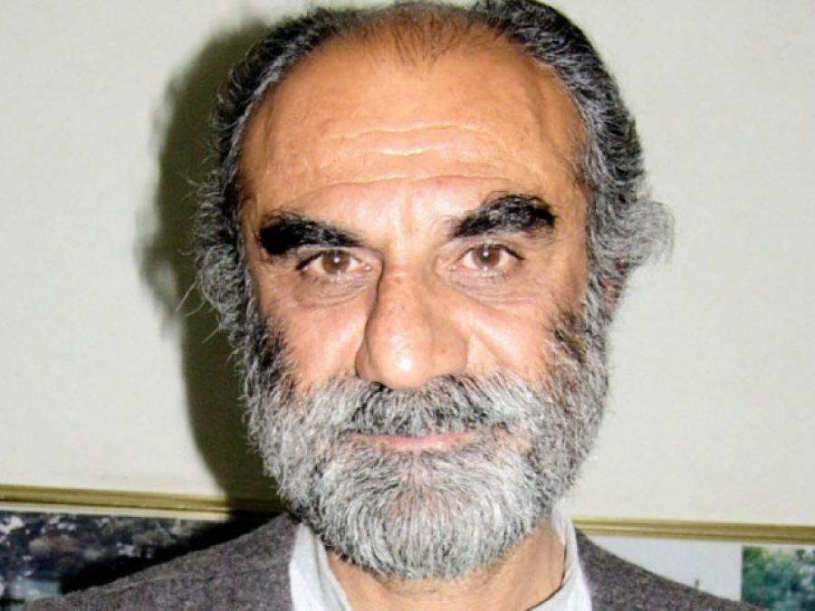 کسی کا باپ بھی پی پی سے نہیں نکال سکتا:اسلم رئیسانی