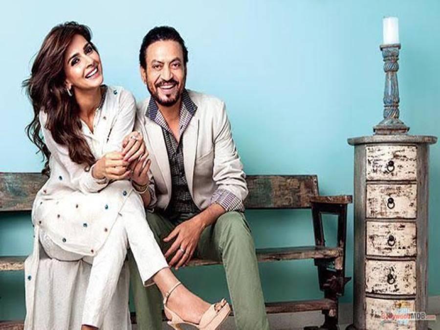 اداکارہ صباء قمر کو ان کی پہلی بالی ووڈ فلم کی تشہیری مہم سے باہر کردیا گیا