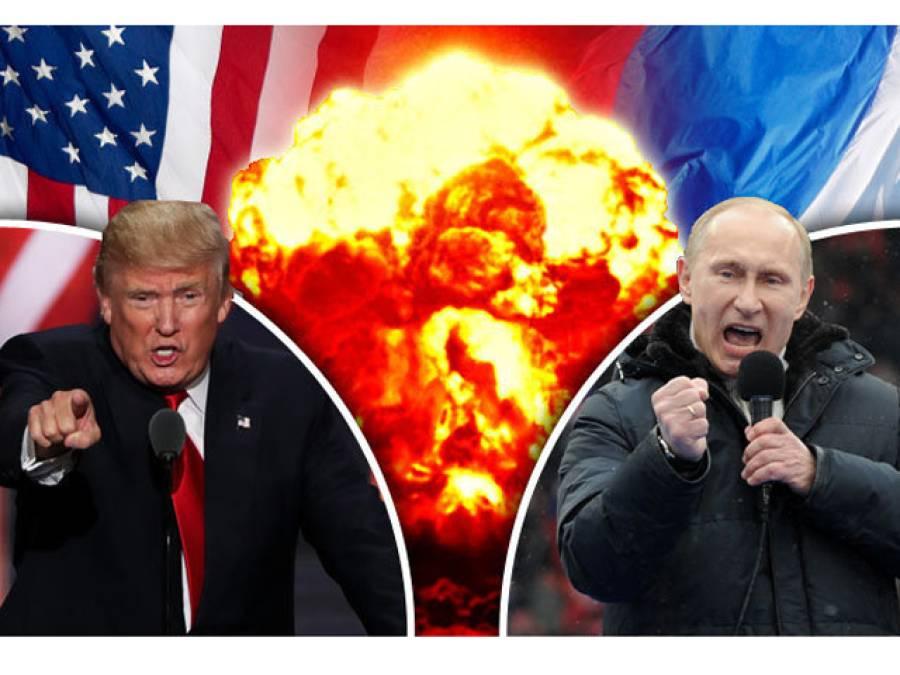 'یہ لائن فوری بند کردو۔۔۔' شام میں امریکی حملے کے بعد روسی صدر پیوٹن نے اب تک کا سب سے خوفناک قدم اُٹھالیا، ایسا کام کردیا کہ اب کسی بھی لمحے امریکہ اور روس کے درمیان جنگ چھڑ سکتی ہے کیونکہ۔۔۔