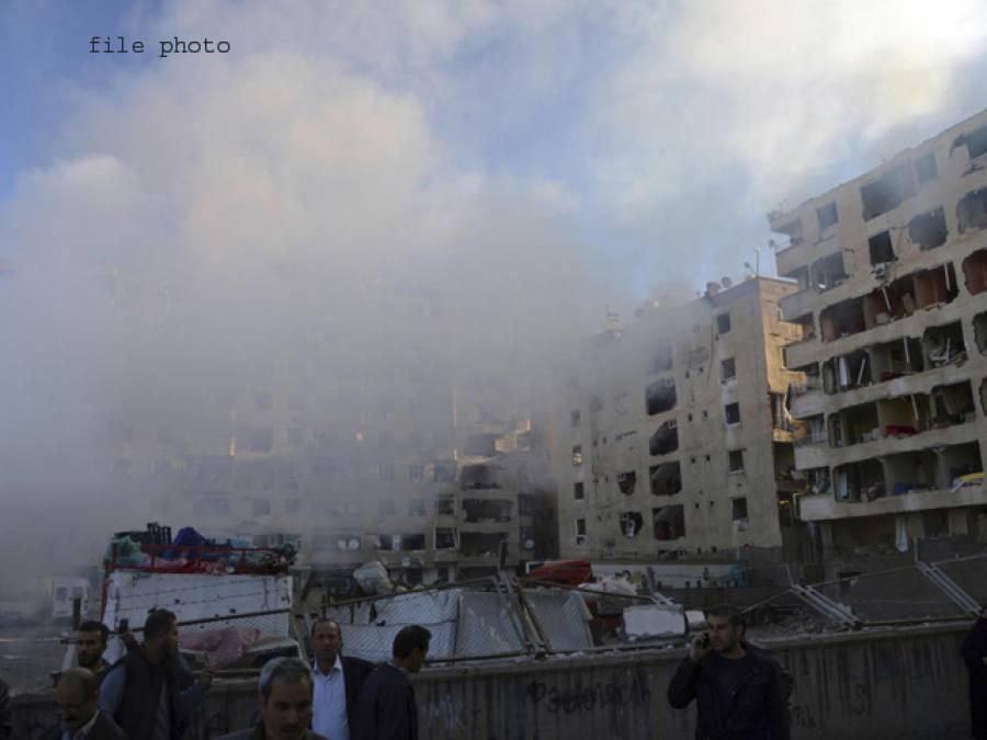 ترکی کے شہر دیار باقر میں دھماکہ،متعدد افراد زخمی