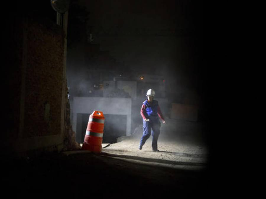 میکسیکو سٹی میں کثیر المنزلہ زیر تعمیر پارکنگ پلازہ زمین بوس ہو گیا ، 7 مزدور دب کر ہلاک ، 10 زخمی