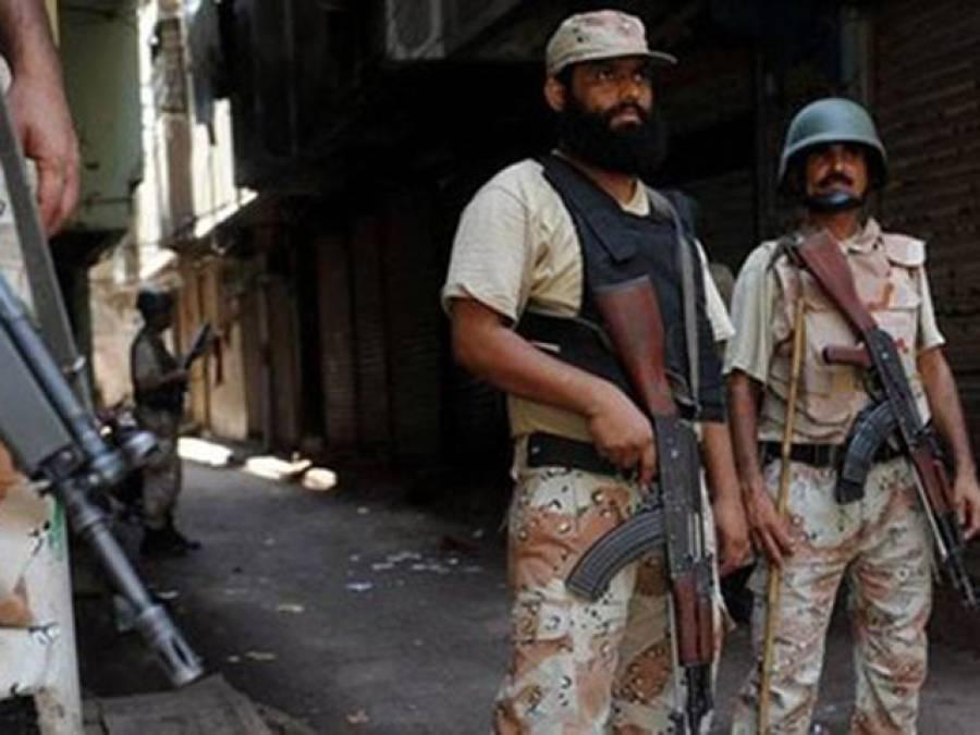 آپریشن رد الفساد ،سیکیورٹی اداروں اور پولیس کی راولپنڈی میں کارروائی ،190 گھروں کی تلاشی ، 4 مشکوک افراد گرفتار ، اسلحہ برآمد