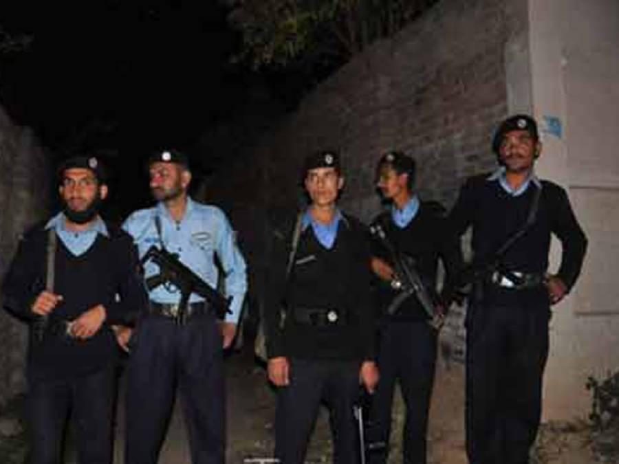 پولیس اور سیکیور ٹی ادارو ں کا اسلام آباد میں سر چ آ پر یشن،9 مشتبہ افرادگرفتار ،اسلحہ برآمد