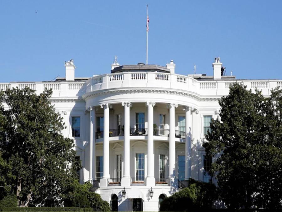 مشکوک پیکٹ کی اطلاع پر امریکی صدارتی محل وائٹ ہاﺅس خالی کرا لیا گیا