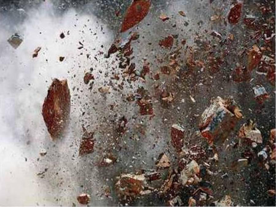 عزیر بلوچ کے گھر کے قریب کریکر بم حملہ ، 2افراد زخمی،ہسپتال منتقل
