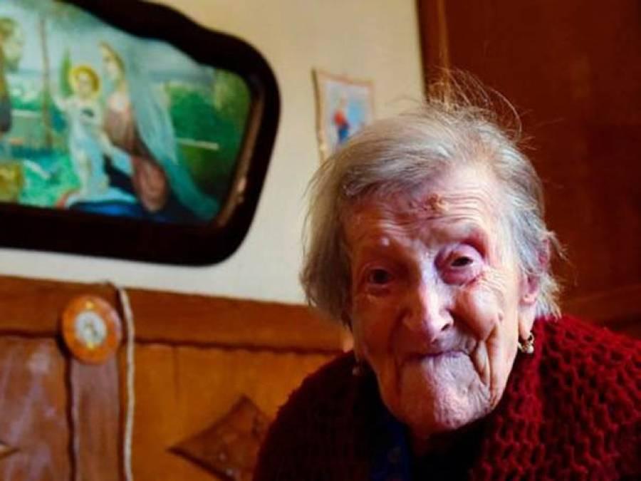 """دنیا کی معمر ترین خاتون """"ایما مورانو""""117برس کی عمر میں انتقال کر گئیں"""
