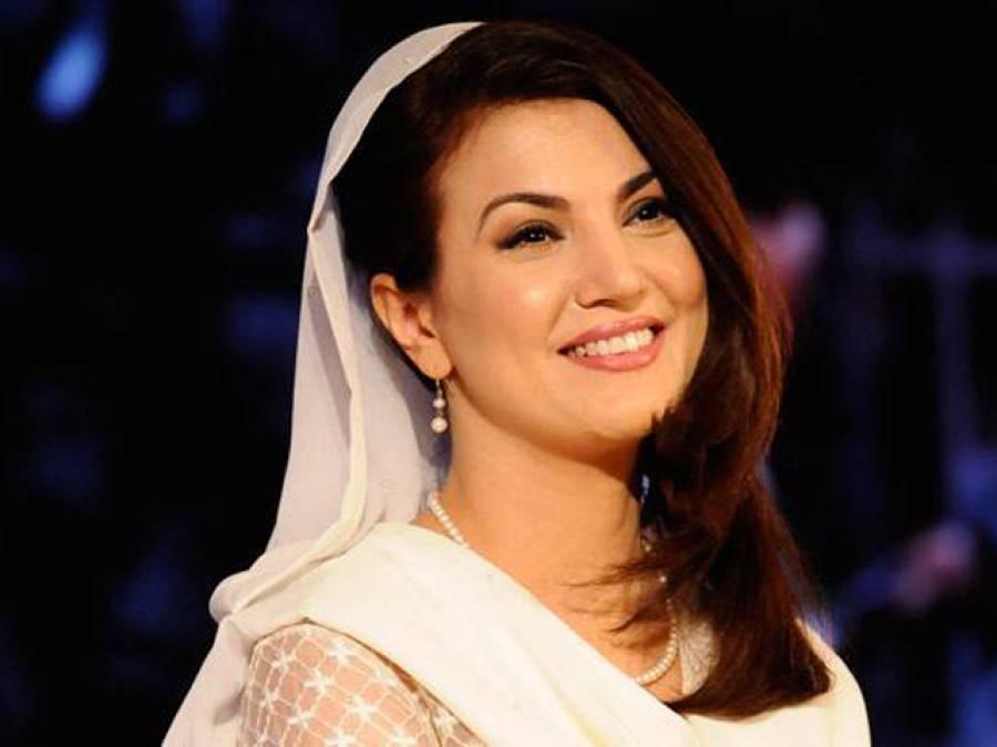 ریحام خان گندم کٹائی میں حصہ لینے آبائی علاقے پہنچ گئیں ، ٹریکٹر بھی چلایا