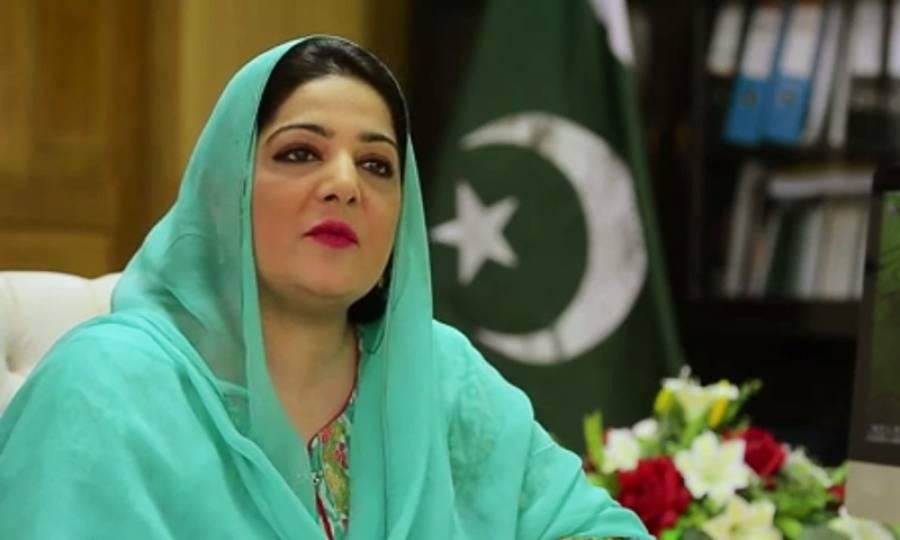 وزیراعظم ڈیجیٹل پاکستان کے ویژن کو عملی جامہ پہناچکے ،عمران خان کو آئی ٹی تربیت کاخیال آج آ رہا ہے :انوشہ رحمان