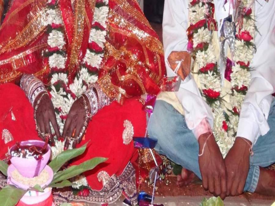بھارت میں دولہا کو نشے کی حالت میں دیکھ کر دلہن نے شادی سے انکار کردیا