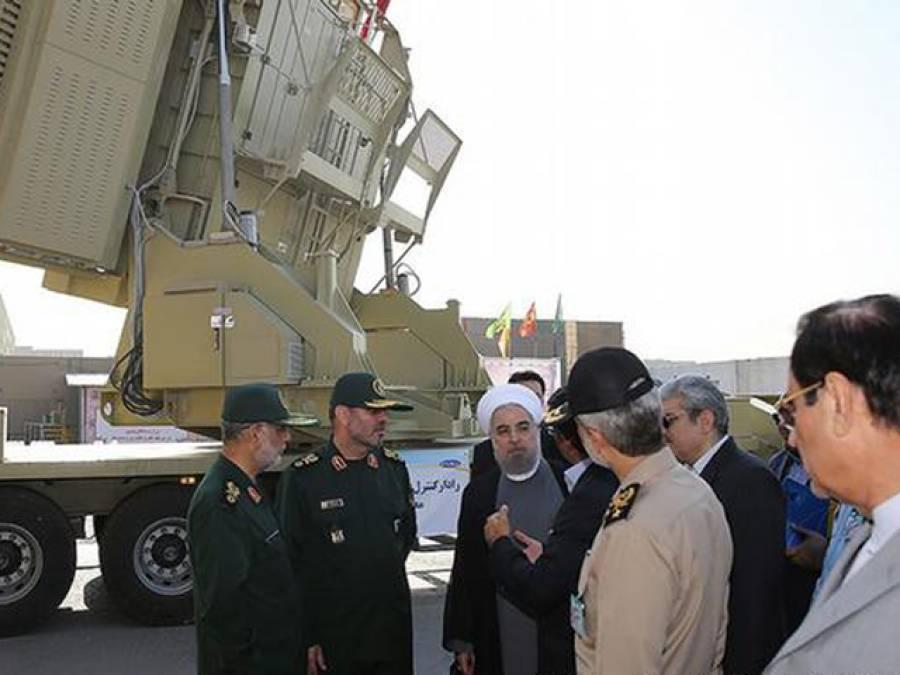 حسن روحانی کو فوج نے گفتگو سے روک دیا
