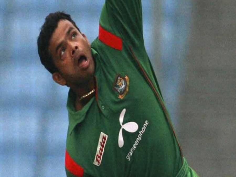 بنگلہ دیشی کرکٹر عبدالرزاق میچ کے دوران شدید زخمی،ہسپتال منتقل