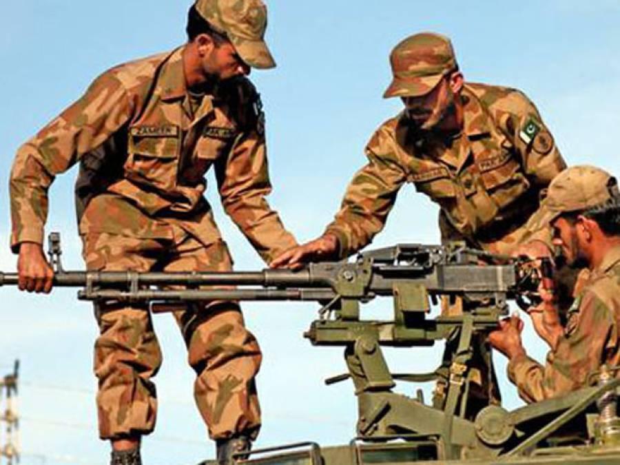 پاک فوج نے سرحد پر مورچے سنبھال لیے, بھرپور جوابی کاروائی کا فیصلہ