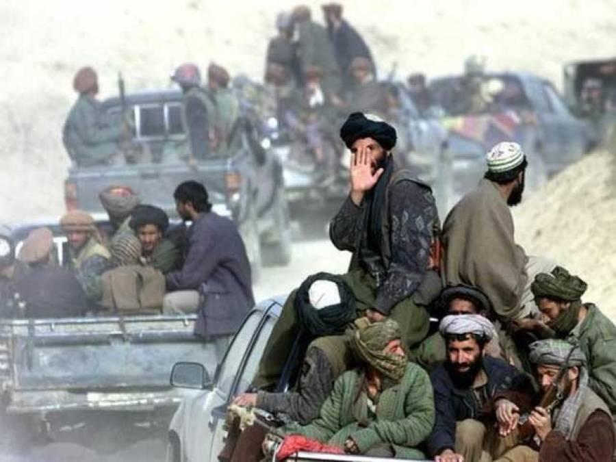افغانستان میں طالبان نے قندوز کے ضلع قلعہ ذل پر قبضہ کرلیا