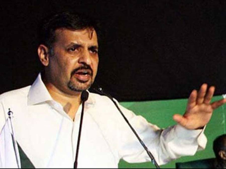 مصطفیٰ کمال کا کراچی میں ایجوکیشن ایکسپوکادورہ،مختلف سٹالز کا معائنہ