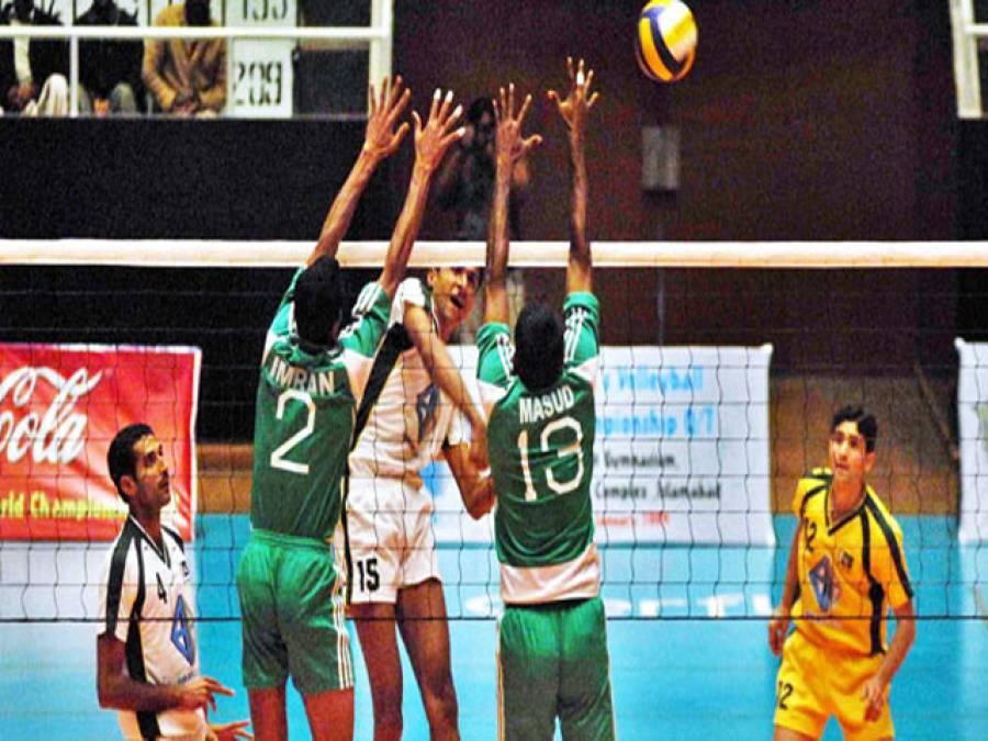 اسلامک گیمزاورورلڈکوالیفائنگ چیمپین شپ کےلیے پاکستان والی بال ٹیم کااعلان، 14کھلاڑی اور 4 آفیشلز شامل
