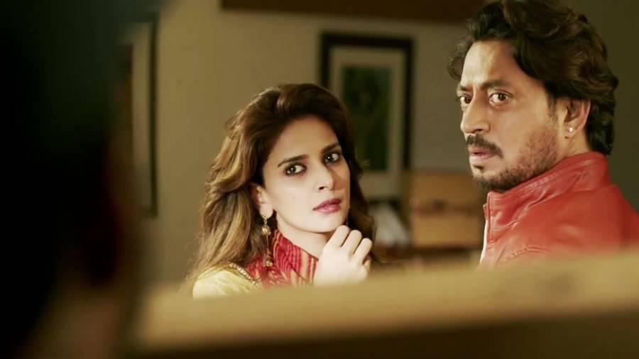صباء قمر فلم ''ہندی میڈیم'' کیلئے پہلی چوائس تھی:عرفان خان
