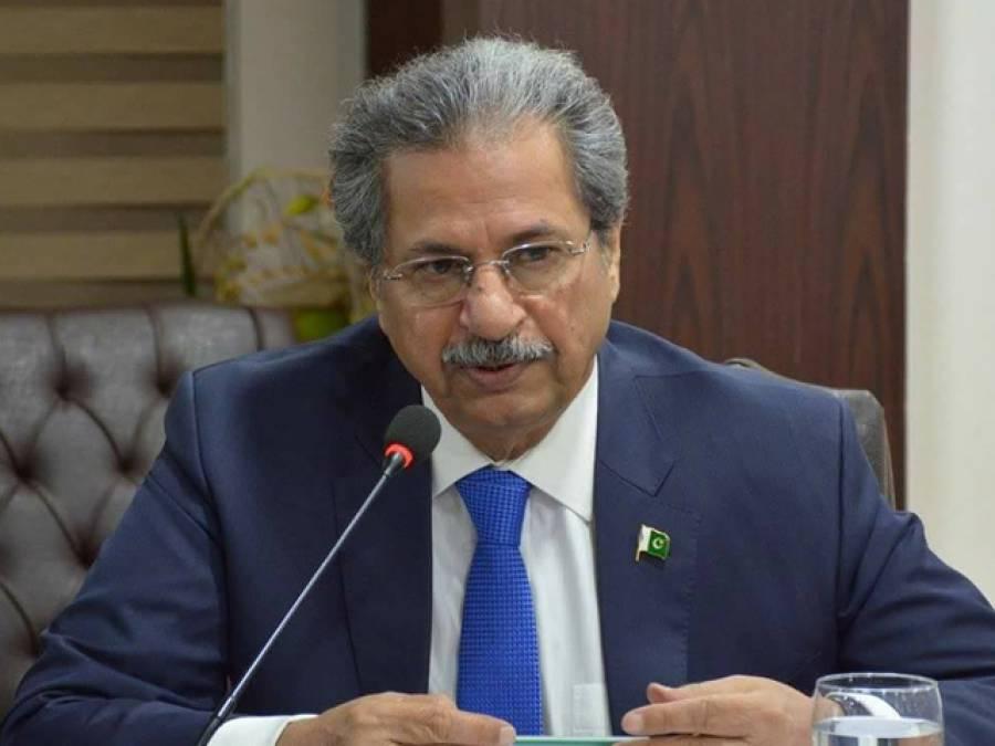 اندرونی سیاسی جھگڑے اپنی جگہ لیکن خارجہ پالیسی اور قومی معاملات پر ہم ایک پیج پر ہیں:شفقت محمود