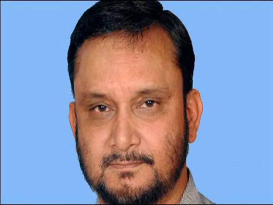سندھ میں آمرانہ طرز حکومت ، وفاق مداخلت کرے: آصف حسنین