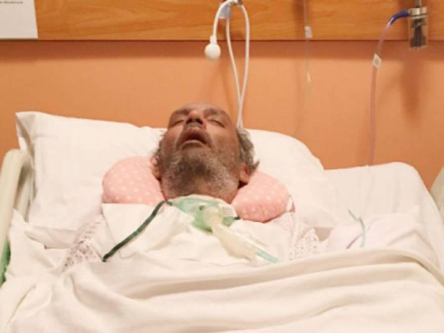 سعودی ہسپتال میں اس پاکستانی کو آپ کی مدد کی شدید ضرورت ہے، اس کی کہانی کیا ہے اور اس حالت کو کیسے پہنچا؟ جان کر آپ کیلئے آنسوﺅں پر قابو رکھنا ناممکن ہوجائے گا