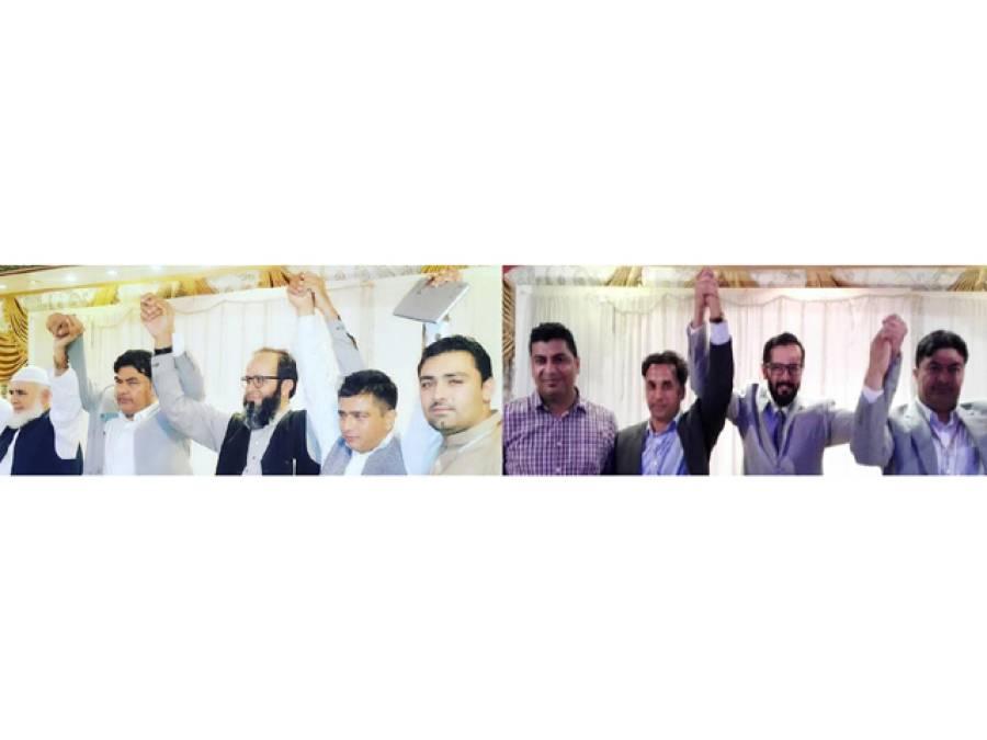 پاکستان تحریک انصاف دبئی کے انتخابات