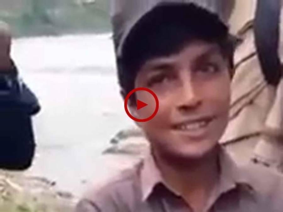 اس بچے نے میڈیکل کے حوالے سے ایسے سوالات کے جواب دیے کہ جسے سن کر میڈیکل کے سٹوڈنٹ حیران رہ گئے۔ ویڈیو: حیدر سندھو۔ لاہور