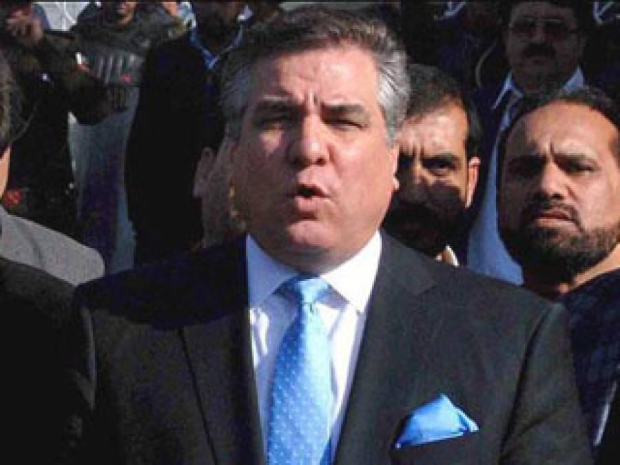 دانیال عزیز کی عمران خان پر تنقید، واک آﺅٹ کے باوجود مراد سعیدجواب دینے ایوان میں آگئے