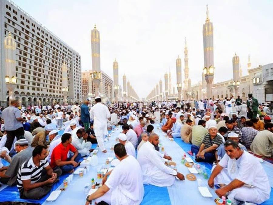 'اگر رمضان میں خود کو بہت زیادہ کھانا کھانے سے بچانا چاہتے ہیں تو ایک یہ کام کریں کہ روزہ افطار کرتے ہی۔۔۔'