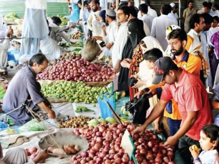 پنجاب فوڈ اتھارٹی کی کارروائیاں، لاہور، شیخوپورہ اور قصور کے تمام رمضان بازارواں کی چیکنگ ،3من ناقص پھل ، سبزیاں تلف، متعدد کو وارننگ نوٹس جاری