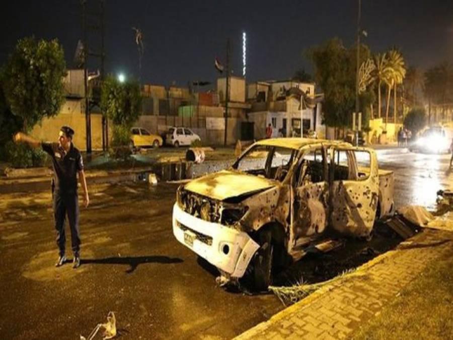 بغداد میں 2بم دھماکے26افراد ہلاک ،80زخمی