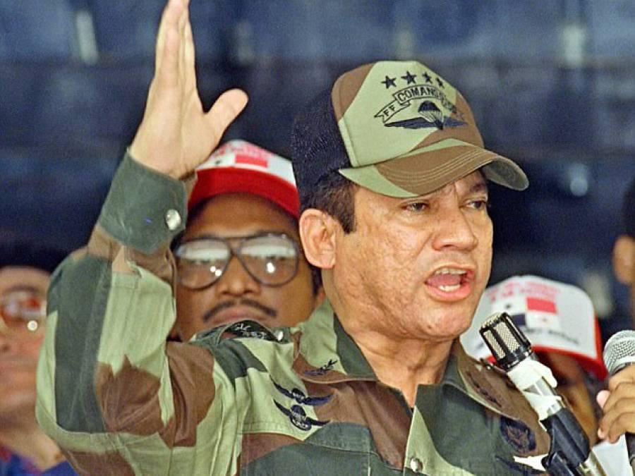 پاناما کے سابق آمر مینوئل نوریگا 83 سال کی عمر میں انتقال کر گئے